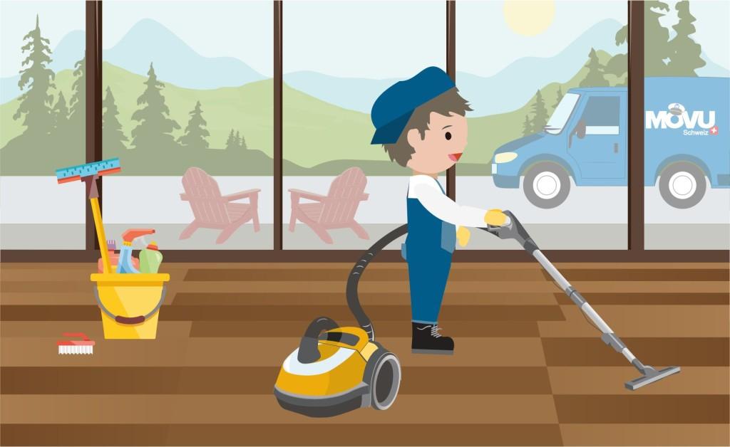 Tipps: wohnung reinigen