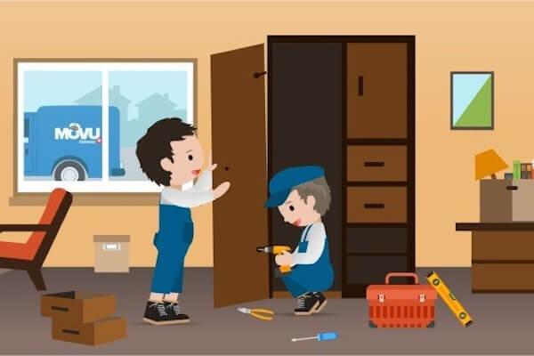 Umzug Kisten Richtig Packen Und Mobel Sichern Movu