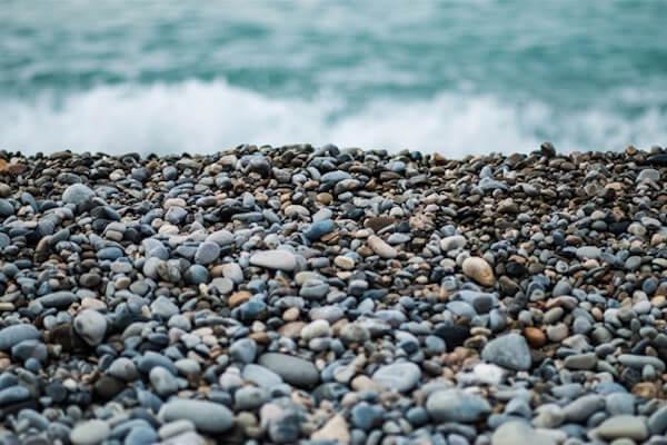 Steine, Wasser und Wind: Feng Shui