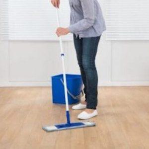 Wischen possible: Ran an die Bodenreinigung