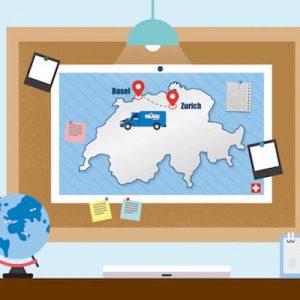 Grüezi und herzlich willkommen: Ihr Umzug in die Schweiz