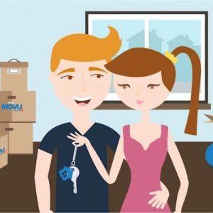 Zusammenziehen: Die erste gemeinsame Wohnung
