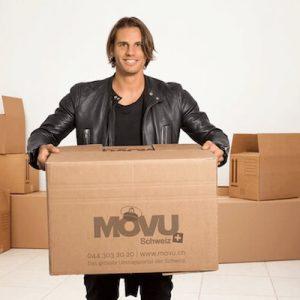 Yann Sommer investiert in MOVU