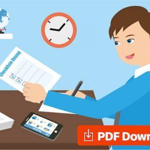 Tipps und Checkliste für Ihren Umzug