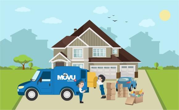 Déménager avec une entreprise de déménaegement
