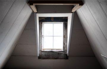Bild von einem unschönen Fenster - Wohnungsanzeige genau lesen