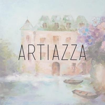 Wandbild - Artiazza
