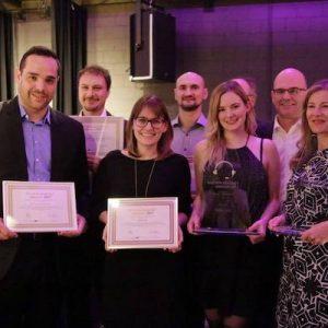 MOVU gewinnt den Golden Headset Award 2017