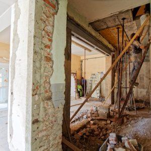 Umbau und Renovierung: Was darf ich als Mieter?